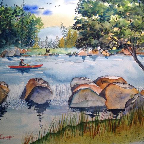 Jerry Art Kayak Fishing January.jpg