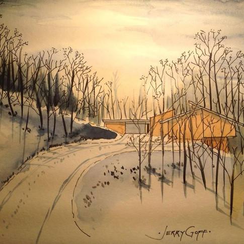 Jerry Art Goff Mountain Winter.jpg