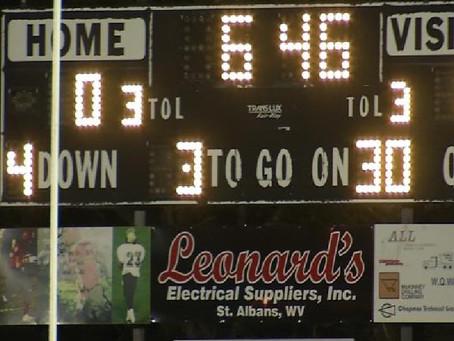 Those Saturday Football Games at Crawford Field