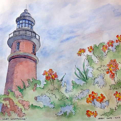 Jerry Art Ponce Inlet Lighthouse.jpg