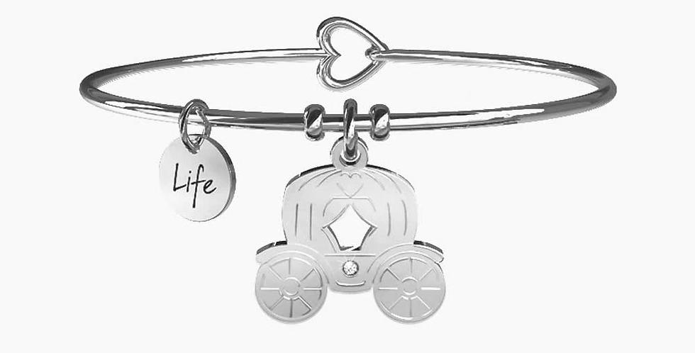 KIDULT bracciale love carrozza romantica 731071