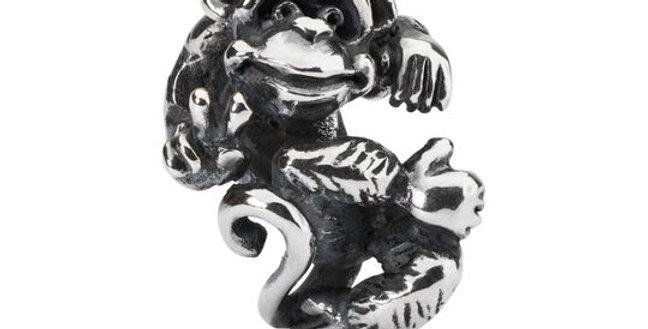 TROLLBEADS Scimmietta della Pace TAGBE-30148