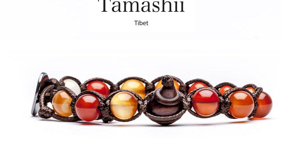 TAMASHI bracciale corniola BHS900-19