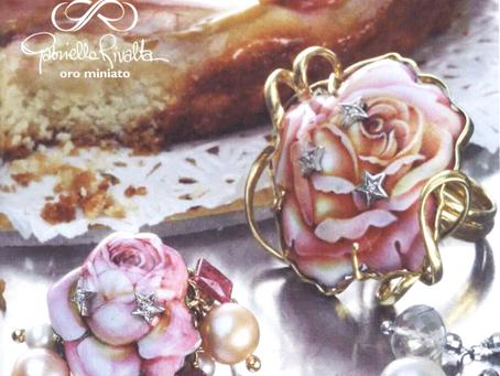 Gabriella Rivalta, gioielli artigianali