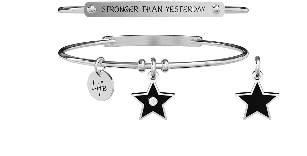 Bracciale KIDULT  Stronger than yesterday  731870