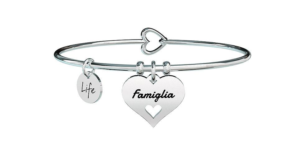 KIDULT bracciale cuore-famiglia 731627