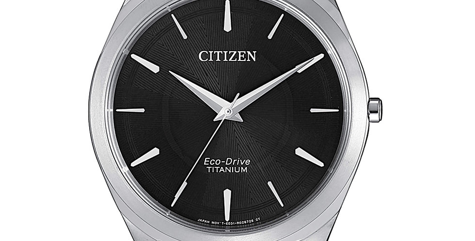 CITIZEN Uomo Eco-Drive Super Titanio 6520-15E