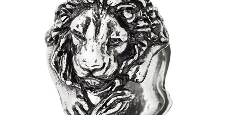 RASPINI Anello Leone della savana  cod.8681