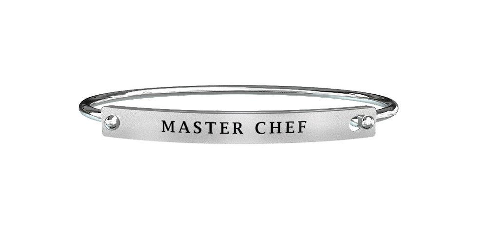 KIDULT bracciale uomo Free Time 731180 Master Chef