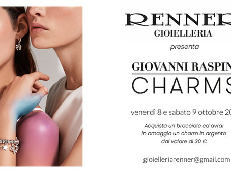Evento Giovanni Raspini 8 e 9 Ottobre 2021