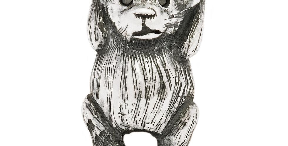TROLLBEADS Orsetto del cuore - hugging bear TAGBE-20105 - Ritirato