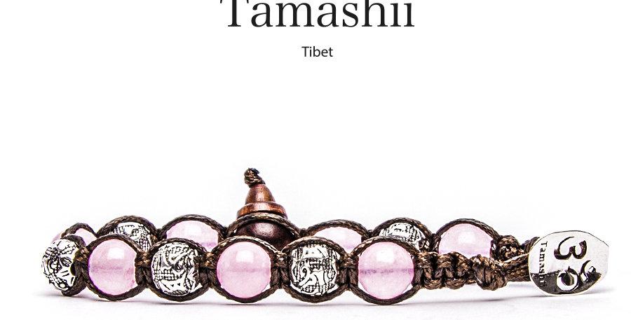 TAMASHII Ruota della preghiera Giada Rosa