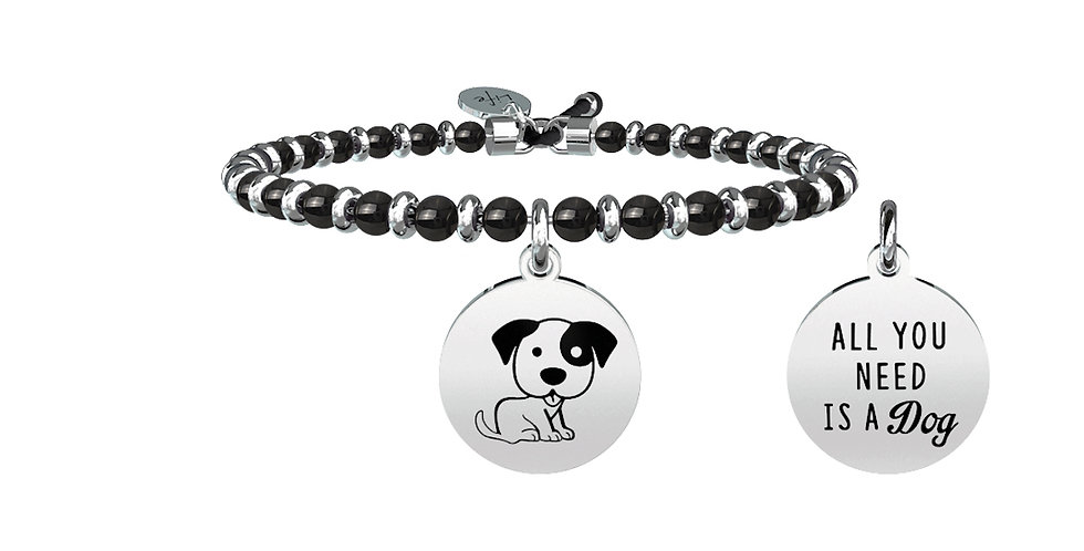 KIDULT bracciale ANIMAL PLANET  731452 cana-affetto