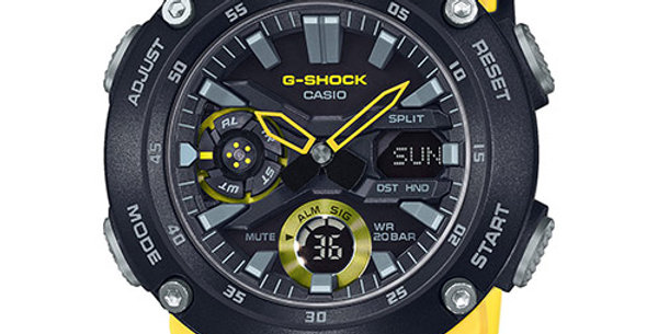 CASIO G SHOCK GA-2000-2AER