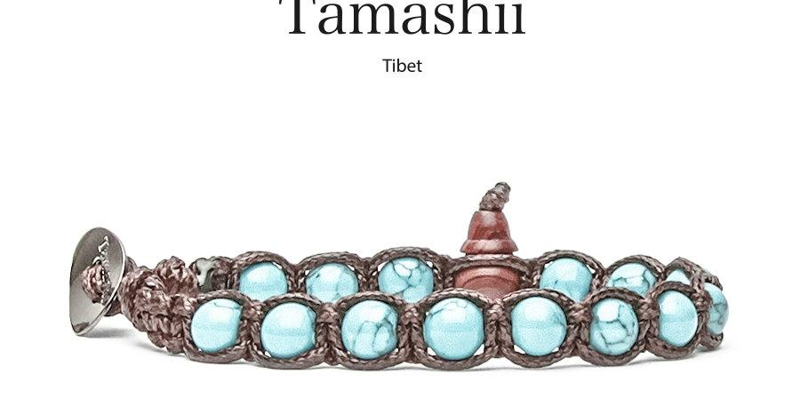 TAMASHI bracciale turchese  BHS900-7