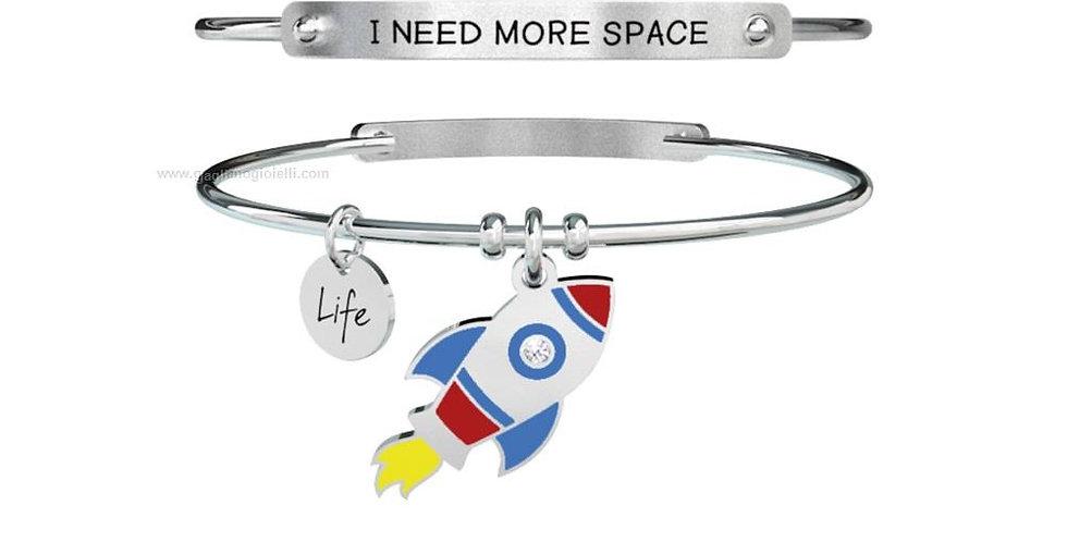 KIDULT bracciale  SYMBOLS 731320  razzo - need more space