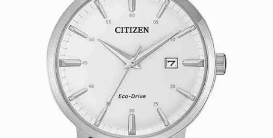 CITIZEN  eco-drive uomo Solo  Tempo BM7460-88H