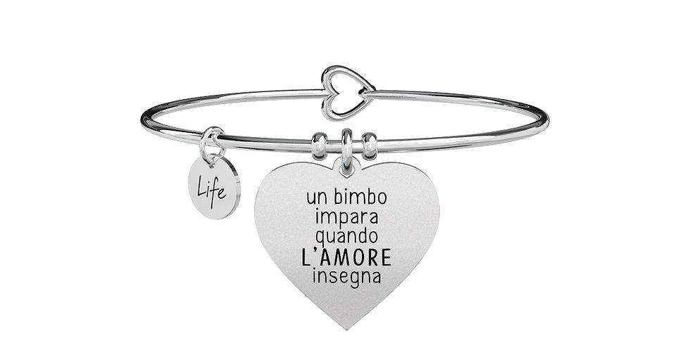 KIDULT bracciale LOVE maestre  731292