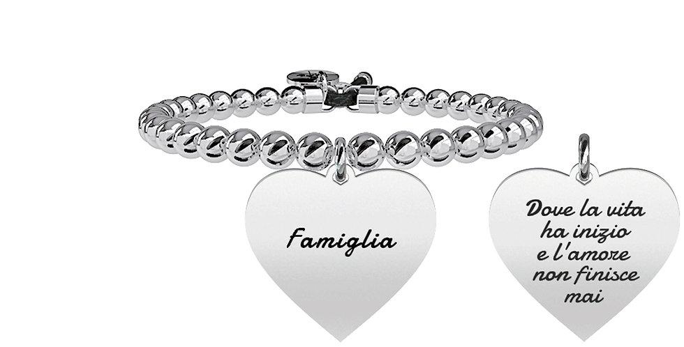 KIDULT bracciale CUORE | FAMIGLIA 731327