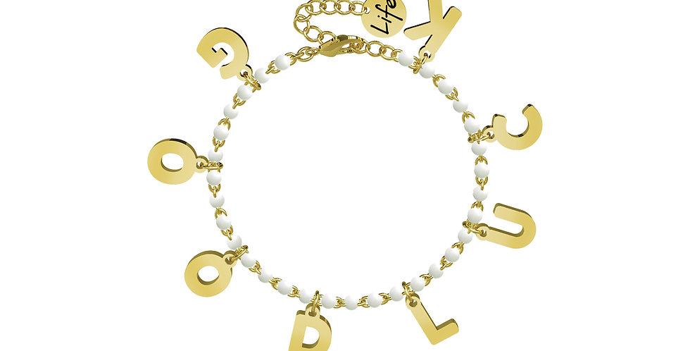 KIDULT  bracciale  731586 GOOD LUCK