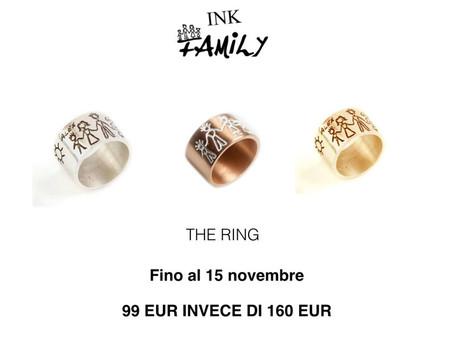 INK, un anello che racconta una storia
