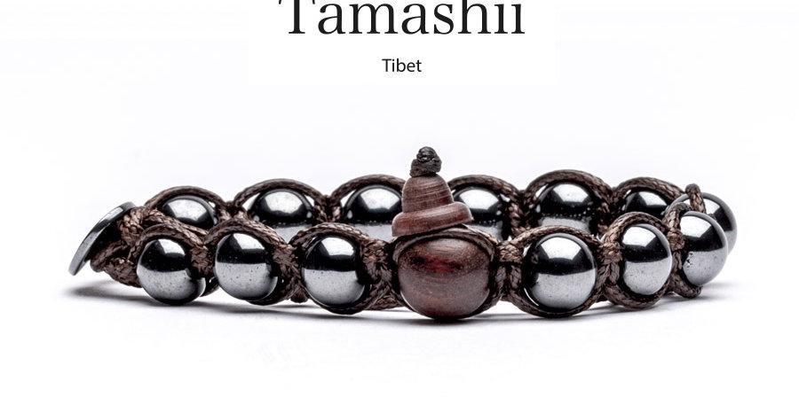 TAMASHII  bracciale  Ematite