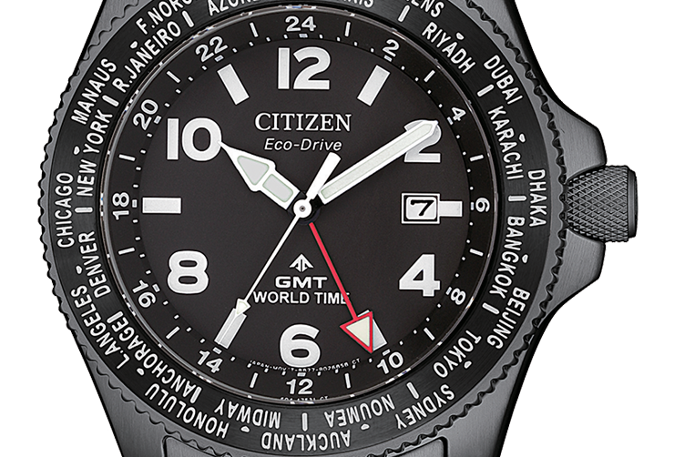 CITIZEN Promaster Field GMT BJ7107-83E