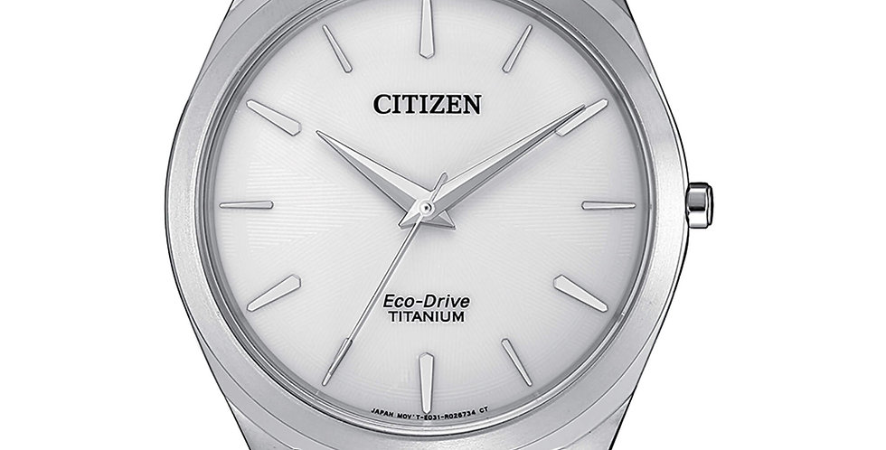 CITIZEN eco-drive uomo  Supertitanio BJ6520-82A