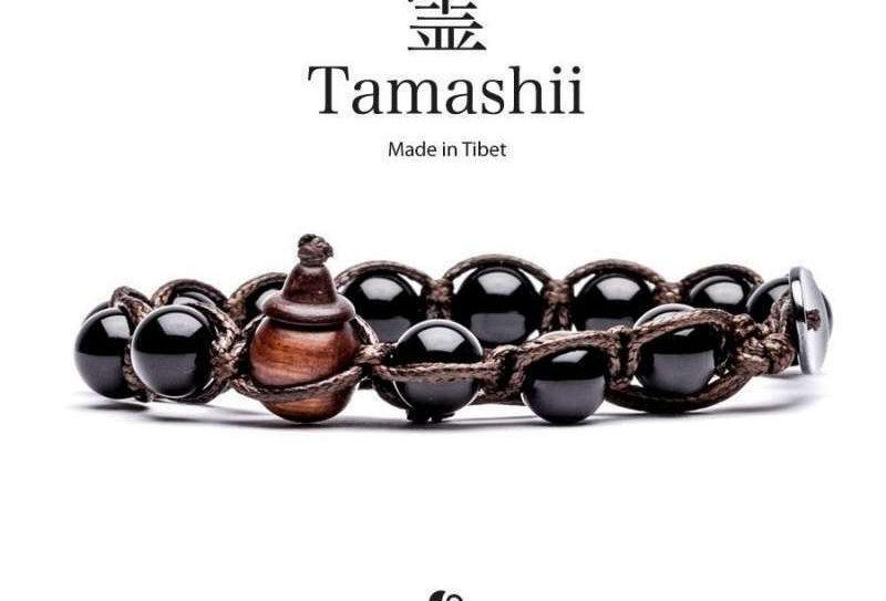 TAMASHII bracciale Onice