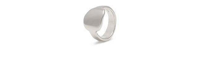 CUORI E FRECCE anello shape in argento 925