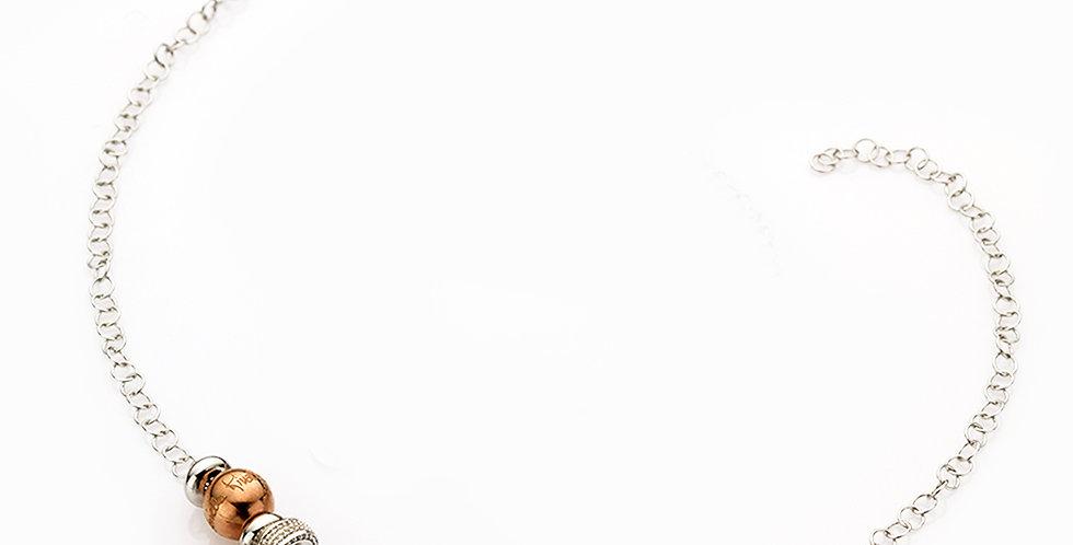 RIVALTA Collana Completa L'Albero della Vita in argento e 1 Ciondolo