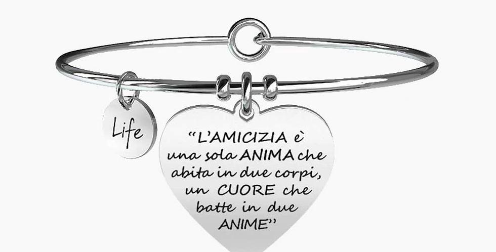 KIDULT bracciale love 731095 amicizia-aristotele