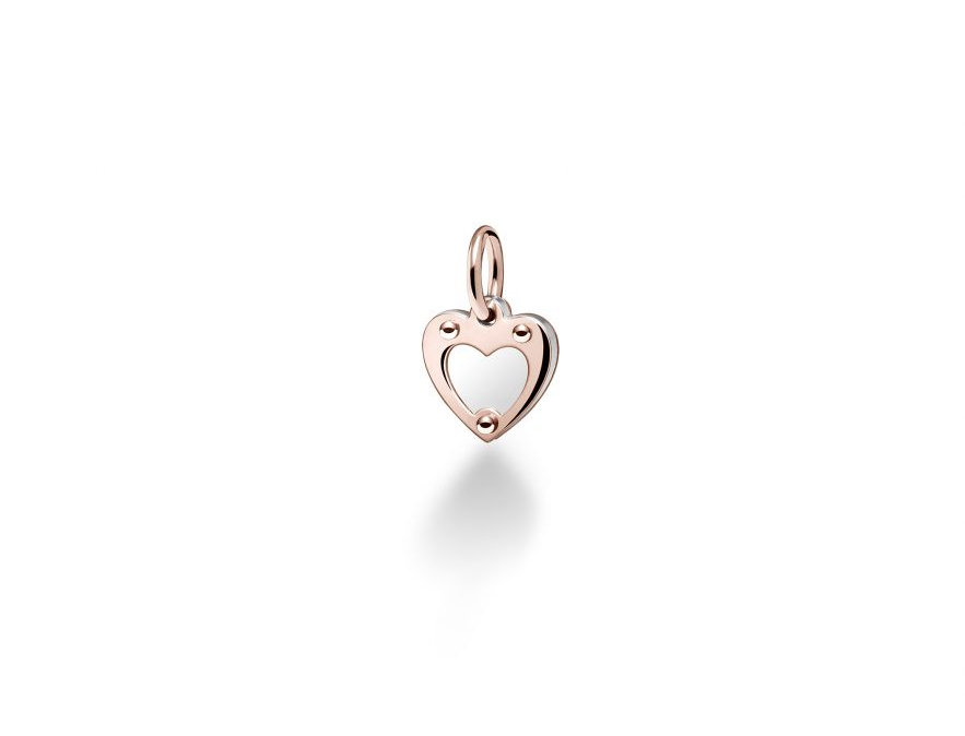LE BEBE' ciondolo Charm Lock Your Love  CUORE LBB163