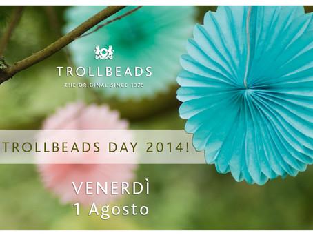 Trollbeads Day 1 Agosto