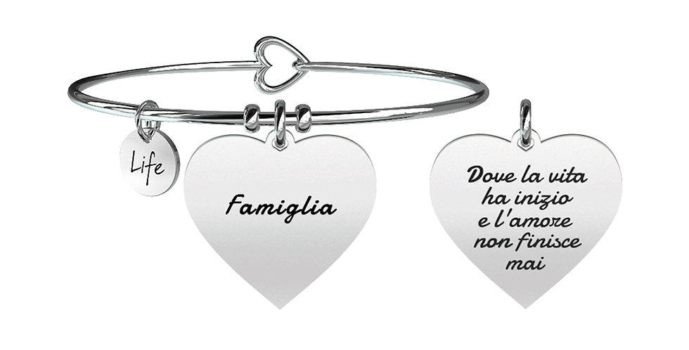 KIDULT bracciale CUORE | FAMIGLIA 731259