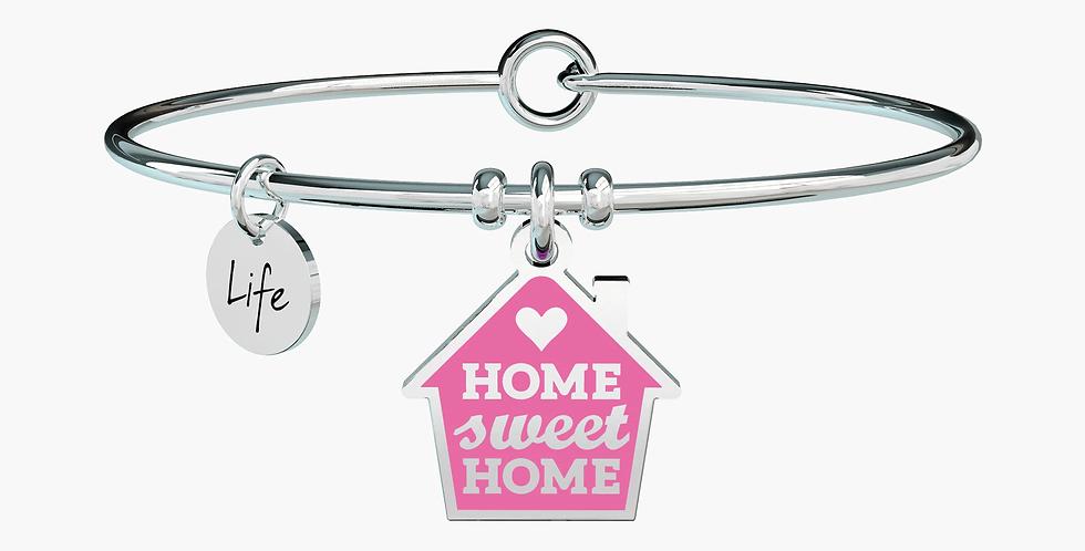 "KIDULT bracciale ""family"" 731611CASA-HOME SWEET HOME"