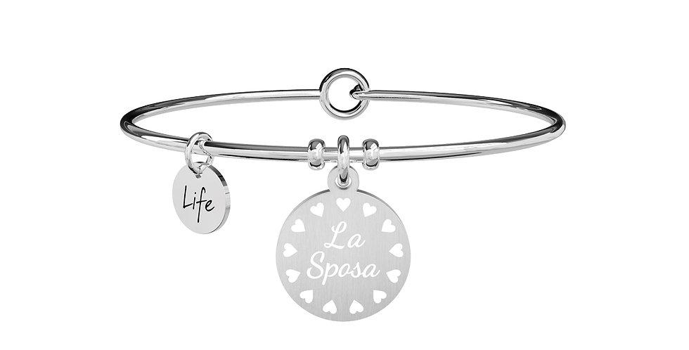 KIDULT bracciale  Special Moments 731691 BRIDE-LA SPOSA