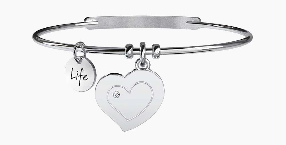 KIDULT bracciale cuore autostima 231653