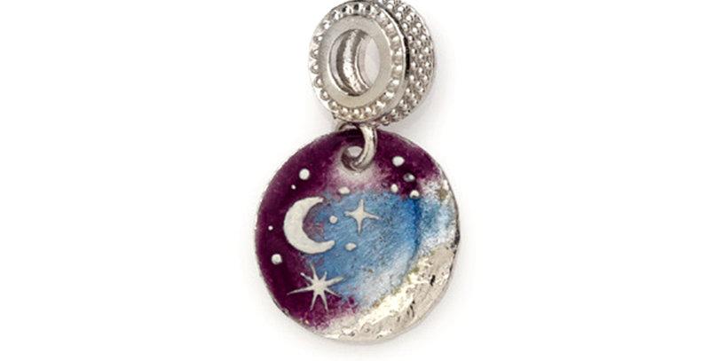 RIVALTA Ciondolo Il Cosmo e la Luna