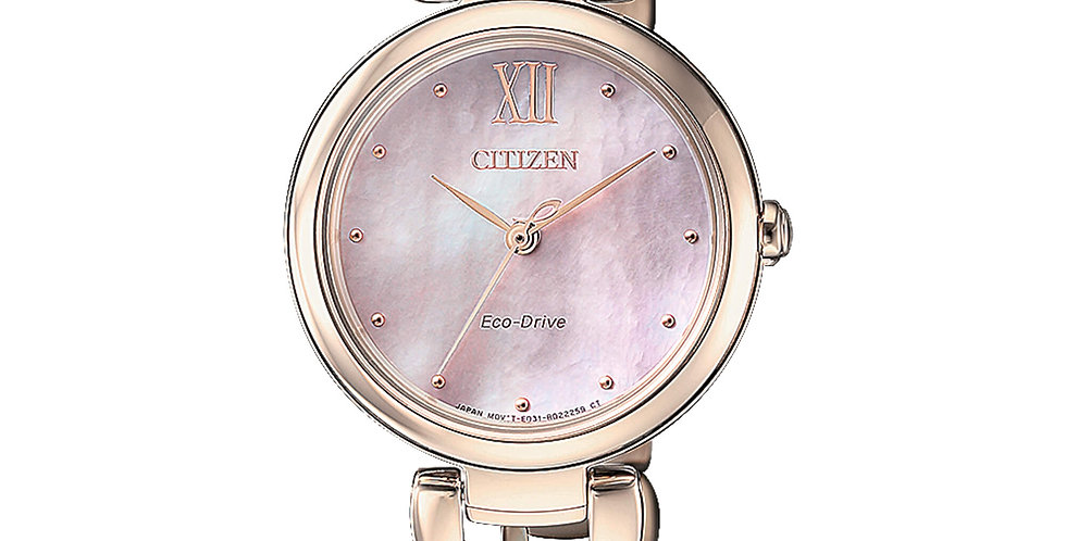 CITIZEN Orologio Donna Lady eco  EM0533-82Y