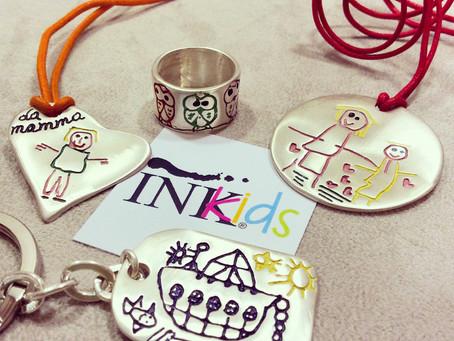 INKids, i gioielli dei vostri bimbi