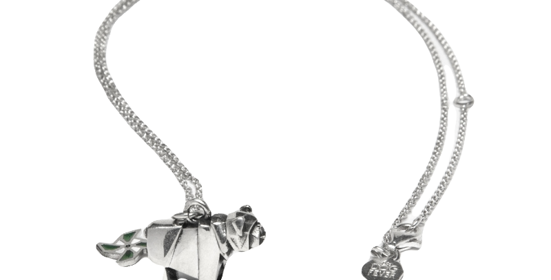 DOG FEVER collana origami DOGCOL00021