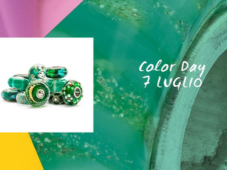 sabato 7 Luglio, Trollbeads Color Day!