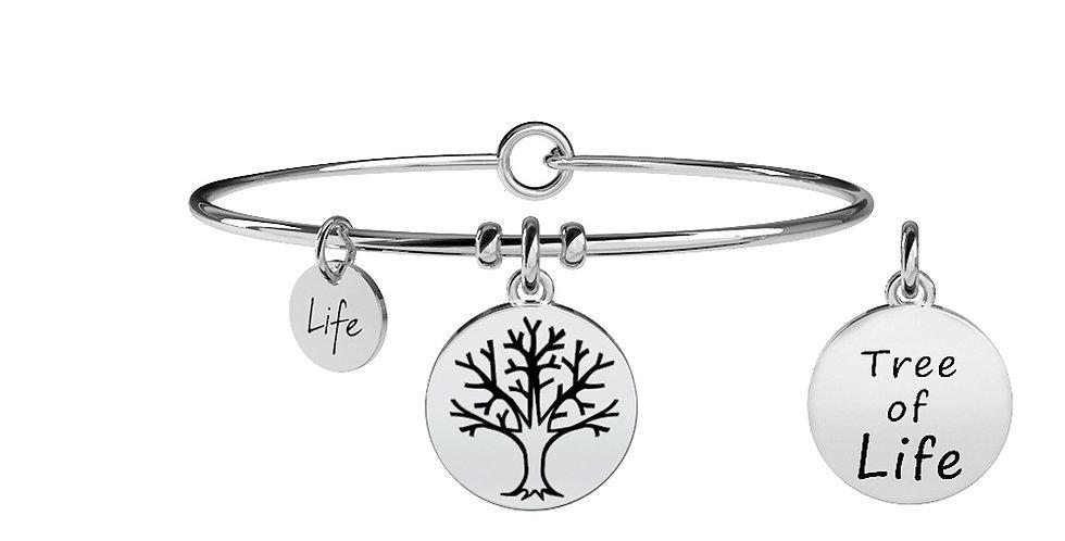 """KIDULT bracciale """"nature"""" 231629 ALBERO DELLA VITA"""