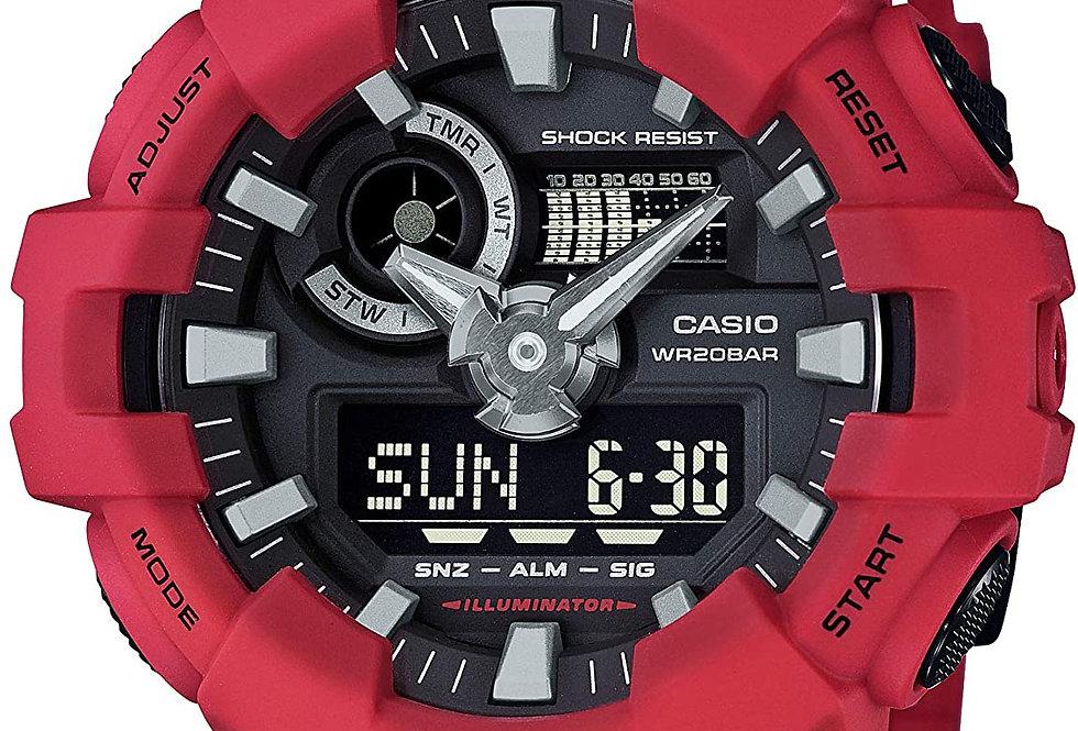 CASIO G SHOCK GA 700 4AER