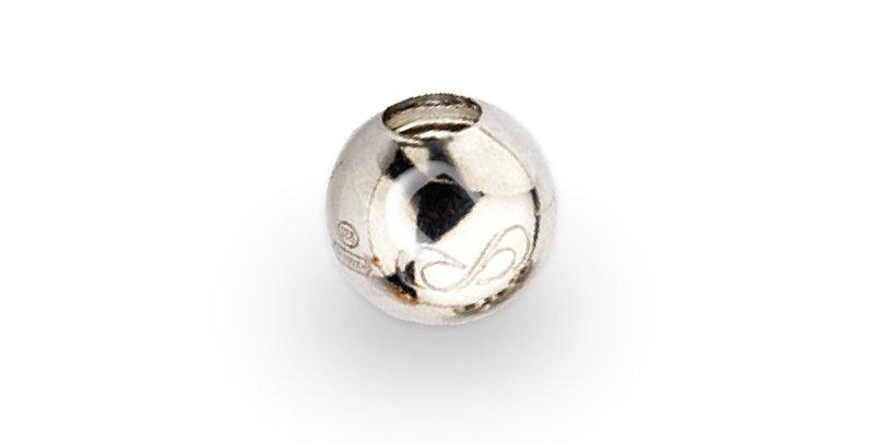 RIVALTA Ciondolo Sfera Argento Silver