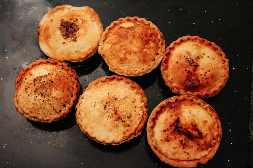 Pack of 6 Humble Pies