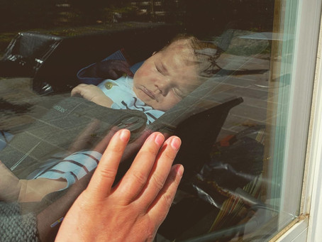 A New Parent's Ode To Covid