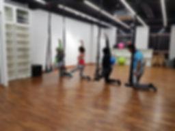 TRX Pilates Suspension