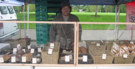 Mercer Island Farmers Market vendor with